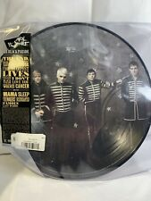 My Chemical Romance ‎- The Black Parade LP Picture Disc Vinyl Album. X4A(N
