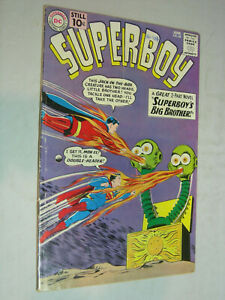 Superboy #89 VG+ 1st appearance Mon-El Classic Issue