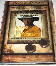 Marketing Film - Django Tag der Ab... - DVD/NEU/Western/Ty Hardin/kleine Hartbox