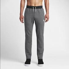 Nike Sportswear Legac Sweatpants Joggers 805148-071 Charcoal Heather/Blk Xl