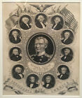 1848 Zachary Taylor Presidential Campaign Print