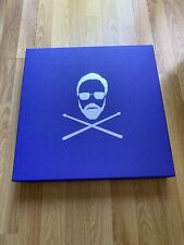 QUEEN/Roger Taylor Limited Edition Signed Drum Head Box Set Rare Mint /New
