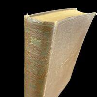 A Conan Doyle ADVENTURES OF SHERLOCK HOLMES 1920 Antique Hardcover Book