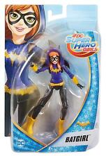 Mattel DMM35 DC Super Hero Girls Batgirl Action Figure, 6 Inch
