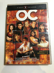 The OC: The Complete First Season + FREE TRACKED POSTAGE