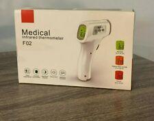 FDA Approved Clinical Non-Contact Thermometer / Termómetro Infrarojo Batt incl.