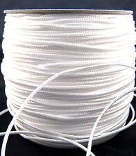 Rollo Completo (250m x 2mm) Estor plegable Cable - Fuerte Duradero &suitable For