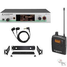 Sennheiser ew 300 IEM G3 G In-Ear Wireless Monitor System EW300IEMG3 G-Band