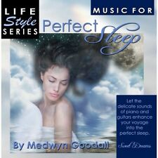 CD MUSIC FOR PERFECT SLEEP GOODALL LIFE STYLE HEALING VISUALISATION HEALING
