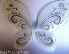Angel fairy wings Girls baby toddler dressup party