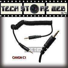 CAVO SCATTO TRIGGER YONGNUO RF-603II C1 Per Canon 1200D 500 5000 G10  G11  G12