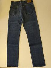 Vintage 80s Lee Riders 200 Western Rockabilly Indigo Denim Pants Jeans 30 x 35
