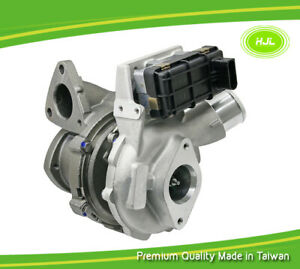 Diesel GTB2256VK Turbocharger For FORD Ranger T6 PX Mazda BT-50 3.2L