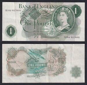 Regno Unito 1 pound 1966/70 (605)  BB+/VF+  C-07