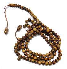 Oud Prayer Beads Misbaha Tasbih Tasbeeh Sibha Masbaha Prayer Beads 99 wooden