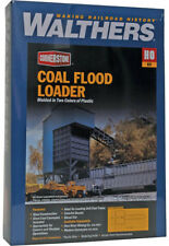 Walthers Cornerstone HO Scale Building/Structure Kit Coal Mine Flood Loader