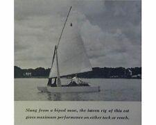 12' Hobie Cat type Sailboat How-to build PLANS Catamaran King Kat
