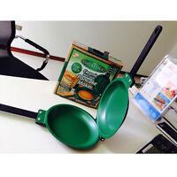 1pc As Seen on TV  Flip Jack Pancake maker Ceramic Green  NonStick Cookware  Pan