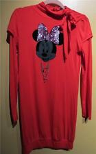 NWT Girl Tween Disney Minnie Mouse Dress Red Sequins 16 Holidays