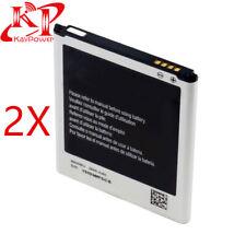 2 SETS of New OEM Samsung 2600mAh Battery for Samsung Galaxy S4 IV I9500 I9505