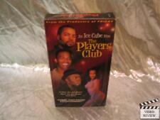 The Players Club VHS Ice Cube Bernie Mac Monica Calhoun