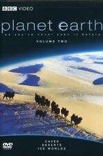 Planet Earth - Planet Earth 2: Caves & Deserts & Ice Worlds [New DVD] Widescreen