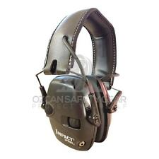 Howard Leight Impact Sport Black Shooting Electronic Earmuff Outdoor