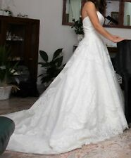 Abito Sposa Pizzo  83ad3af53a6