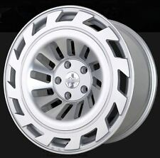 18X9.5 Radi8 T12 5x112 +42 Silver Rims Fits VW cc eos golf rabbit