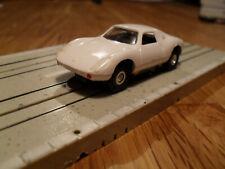 FALLER AMS: Porsche 904 GTS Typ 2 in weiß m. Flachankermotor