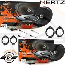 Hertz DCX 165.3 Altoparlante 2 Vie 120W - Nero