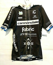 Custom Small Sugoi Women's RSE Team Jersey Cannondale VR6 Black Ships FREE