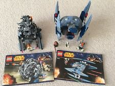 LEGO STAR WARS VULTURE DROID - 75041-GENERALE grevuous's Wheel Bike - 75040