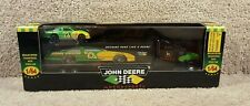 1996 Racing Champions 1:64 NASCAR Team Transporter Chad Little John Deere #23 A