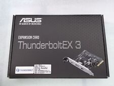 ASUS ThunderboltEX 3 PCI Express Expansion Card For Z170 X99 RAMPAGE V EXTREME