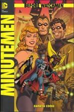 Before Watchmen Band 1: Minutemen (Softcover, Panini 2013) Z 0-1