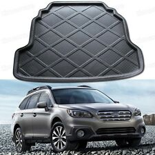 Car Rear Cargo Boot Trunk Mat Tray Pad Protector for Subaru Outback 2015-2016
