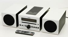 YAMAHA MCR-044 Micro Component Stereo W/ Remote CD AM FM Receiver iPod WOW!!!