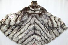 Silver Fox Fur Coat Pelliccia Pelz Mantel Fourrure Silberfuchs Renard мех норки