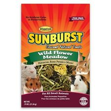 Higgins Gourmet Sunburst WILD FLOWER MEADOW TREAT Small Animals  .75 oz USA MADE