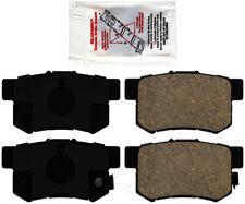 Disc Brake Pad Set-Disc, Sedan Rear Autopartsource STC365