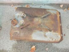 Ford 8N tractor gas tank w/ cap ready to use