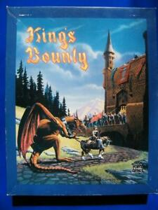King's Bounty - Task Force Games - VG+