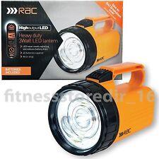 RAC Heavy Duty High Intensity 3 Watt LED Powerful Lantern Spotlight  Torch Light