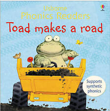 Toad Makes a Road by Phil Roxbee Cox (Paperback, 2006)