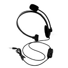 Earphone Wired Gaming Headset With MIC and volume Control For Sony Playstation 4