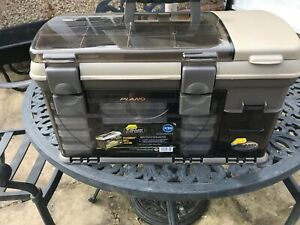 Plano 7771 Guide Series Boxes Pro System Storage Tackle System Box Fishing