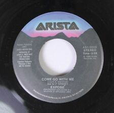 Rock 45 Expose - Come Go With Me / December On Arista