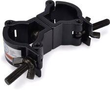 Riggatec Doppelschelle - Swivel Coupler leicht schwarz bis 50 kg (32-35mm)