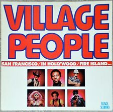33t Village People - San Francisco… (LP)